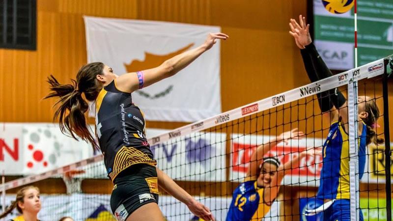 Playoff 1/4-Final, 3. Spiel: Viteos NUC I – VC Kanti Schaffhausen