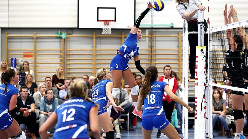 Volley Top Luzern – VC Kanti Schaffhausen