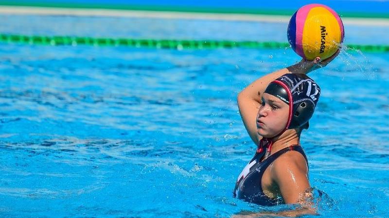 Waterpolo EM-Qualifikation Playoffs Frauen Schweiz-Frankreich