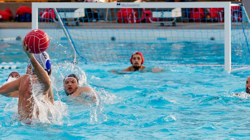 Waterpolo EM-Qualifikation Playoffs Männer Schweiz-Frankreich